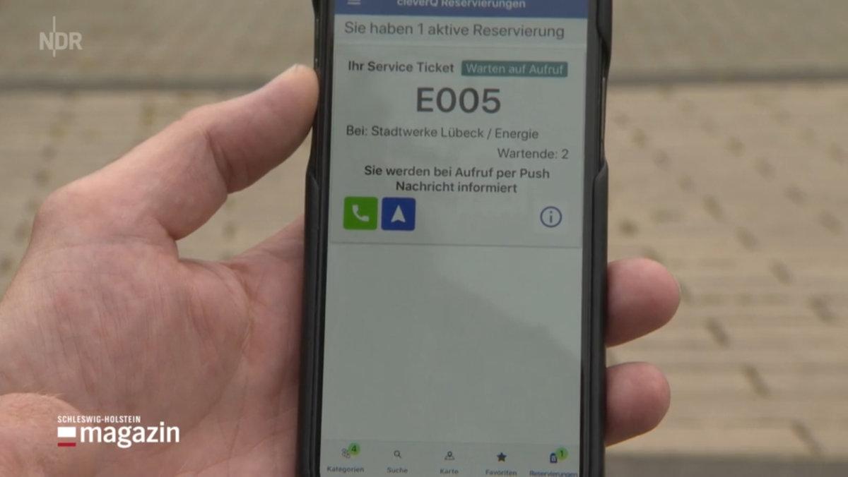 NDR berichtet über cleverQ bei Behörden